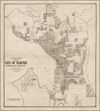 Map By Oliver P. Anderson