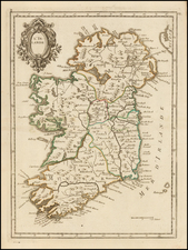 British Isles Map By Le Rouge