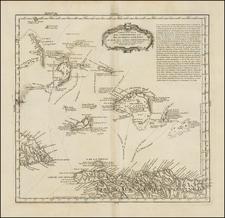 Caribbean and Bahamas Map By Don Juan Lopez