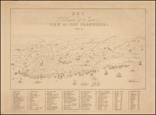 California Map By Charles   Braddock Gifford