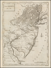 Mid-Atlantic Map By Thomas Conder