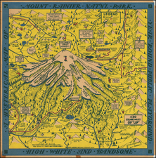 Map By Lindgren Brothers