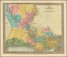 South Map By David Hugh Burr