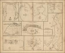 Italy, Spain, Mediterranean, Balearic Islands and Greece Map By John Senex / Edmund Halley / Nathaniel Cutler