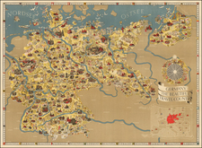 Germany Map By Riemer