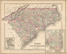 Southeast Map By William Bradley