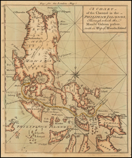 Philippines Map By London Magazine