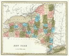 Map By Thomas Gamaliel Bradford