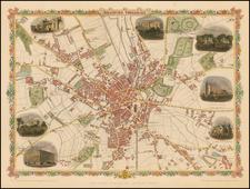 Bradford, Yorkshire By John Tallis