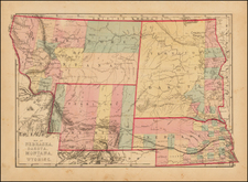Plains and Rocky Mountains Map By J. David Williams