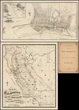 California Map By Grafton Tyler Brown & Co.