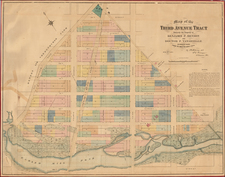 Map By John Bute Holmes