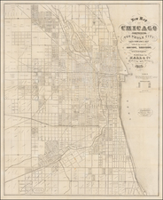 Midwest Map By Hall & Co.