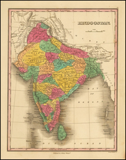 India Map By Anthony Finley
