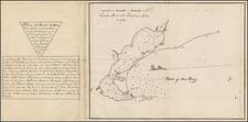 California Map By Juan Pantoja y Arriaga