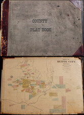 Rocky Mountains, Atlases and Rare Books Map By Anonymous