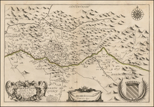 France and Grand Sud-Ouest Map By Michel Van Lochem