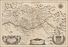 France Map By Michel Van Lochem