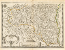 France Map By Anonymous / Christopher Tassin