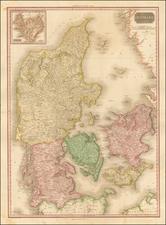Scandinavia Map By John Pinkerton