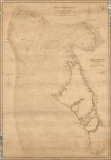 Bahamas Map By E & GW Blunt