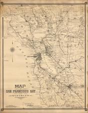 California Map By John Pope