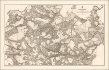 Southeast, Virginia and Civil War Map By United States War Dept.