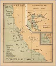 California Map By Andrew B. Graham