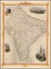 India Map By John Tallis
