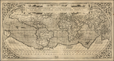 World and World Map By Peter Maffei
