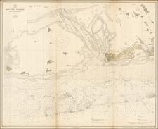 Florida Map By U.S. Coast & Geodetic Survey