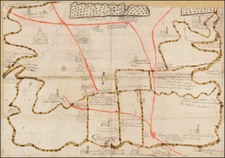 [Manuscript Map of Part of Morelos] By Anonymous