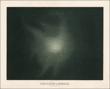 Celestial Maps Map By Etienne Leopold Trouvelot