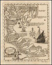 Southeast Asia Map By Daniel Tavernier