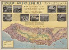 California Map By Hoen & Co.
