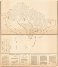 Mid-Atlantic and Southeast Map By Nicholas King