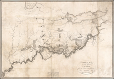 Midwest Map By Victor George Henri Collot