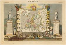 Europe By Victor Levasseur