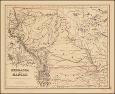 Map By Ernest Clegg  &  Arthur Crisp