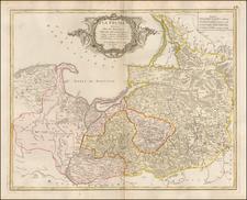 Poland Map By Didier Robert de Vaugondy