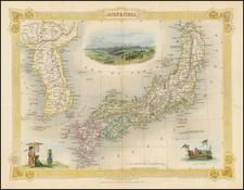 Japan & Corea By John Tallis