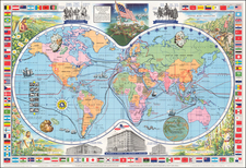 World and World Map By McCormick & Company