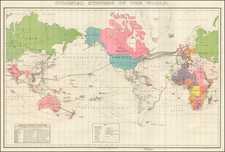 World and World Map By United States Treasury Department