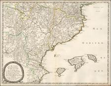 Map By Nicolas Sanson