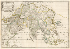 Map By Pierre Mariette / Nicolas Sanson