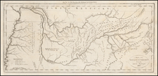 South and Tennessee Map By John Payne