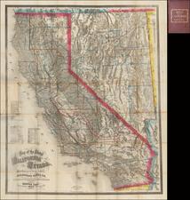 California Map By Warren Holt / Charles Drayton Gibbes