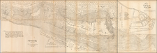 [The Nicolls Map 1664-1668. Presented to the New York Historical Society, by George H. Moore October 7th 1862] By Valentine's Manual