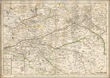 France Map By Antoine De Fer / Nicolas Langlois