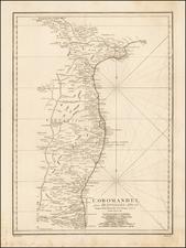 India Map By John E. Harrison